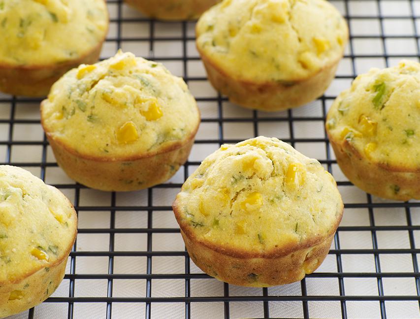 Muffins de Maíz Dulce Richly